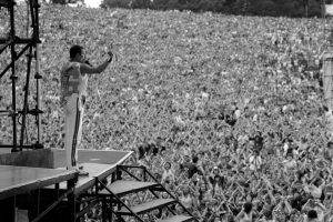 Slane Castle, Dublino, 5 luglio 1986