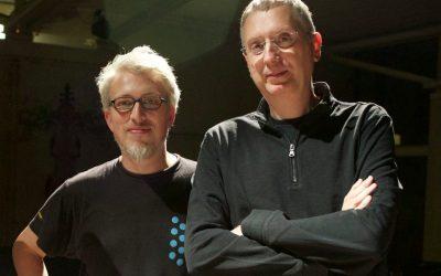 Francesco Canavese e Francesco Giomi