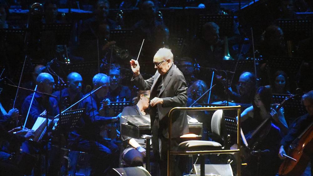 Ennio Morricone all'Arena di Verona
