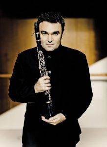 Jörg Widmann composer clarinettistPhoto: Marco Borggreve