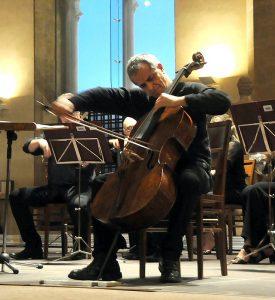 Giovanni Sollima e Orchestra Fiorentina 2