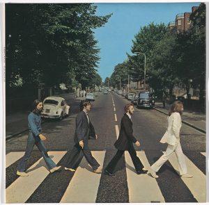 Abbey Road - Beatles 1969