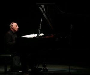 Mandatory Credit: Photo by Estela Silva/Epa/REX/Shutterstock (8291574a)English Composer and Pianist Michael Nyman Performs Live in Concert at Casa Da Musica in Porto Portugal 11 May 2016 Portugal PortoPortugal Michael Nyman - May 2016
