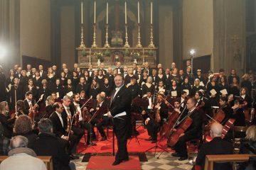 Orchestra da Camera e coro Requiem Mozart