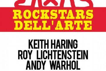 LE ROCKSTARS DELL'ARTE