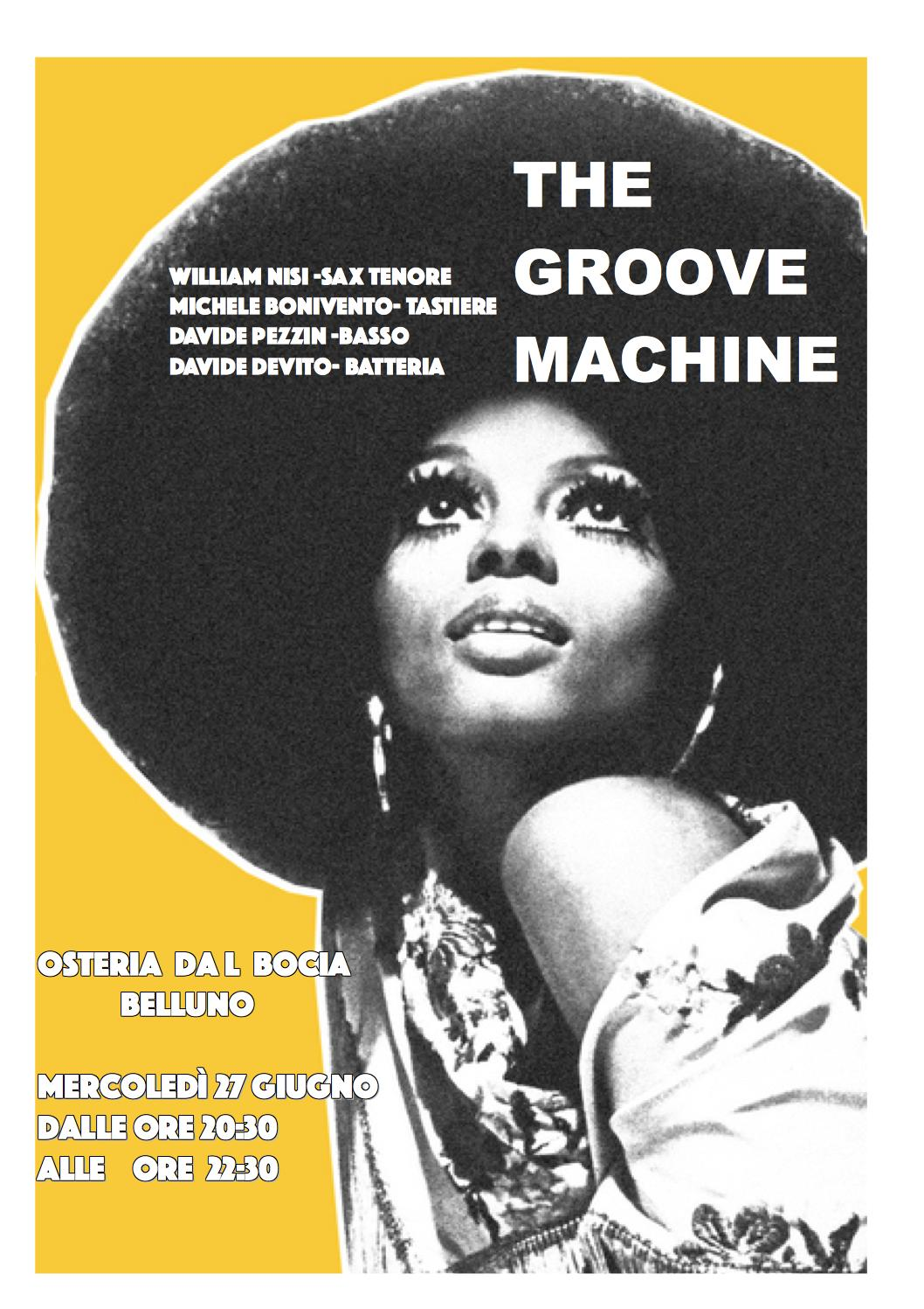 The-Groove-Machine