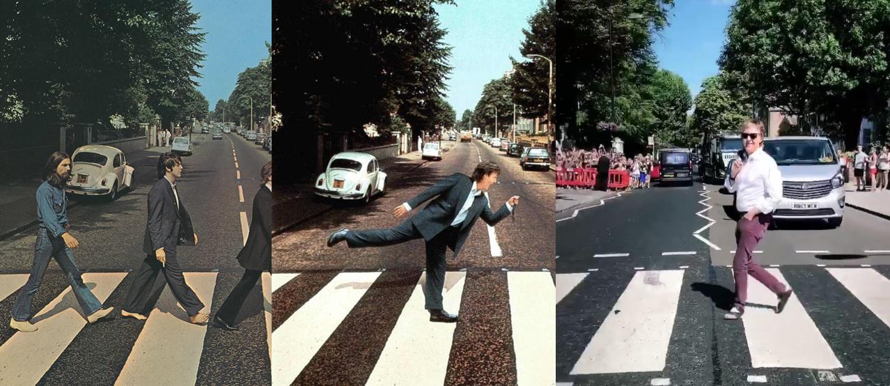Paul McCartney - at Abbey Road 2018