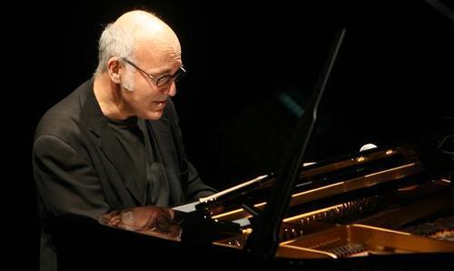 Ludovico Einaudi al pianoforte