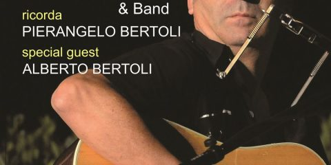 MANIFESTO UFFICIALE BERTOLI 70X100