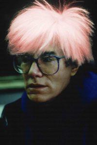 Maria Mulas, Andy Warhol, Ex Stelline 1987