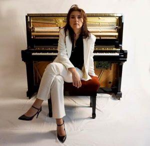 La pianista italiana Olivia Belli