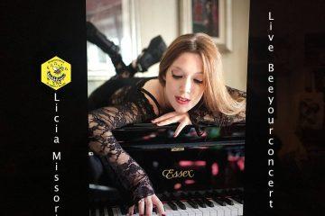Licia Missori live Beeyourconcert