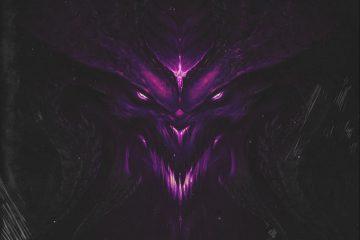 SCEVIX GOD - PURPLE DEVIL