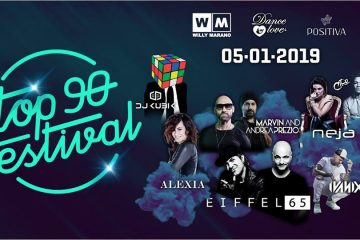 Top 90 Festival SA orizzontale