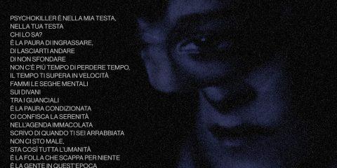 Psychokiller-Nella Mia Testa