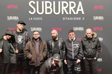 Amir Issaa, Hube, Nicco, Piotta, Lucci, Coez, DJ Ceffo