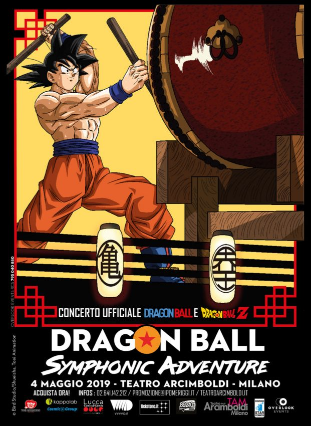 DragonBallSymphonicAdventureMilano2019