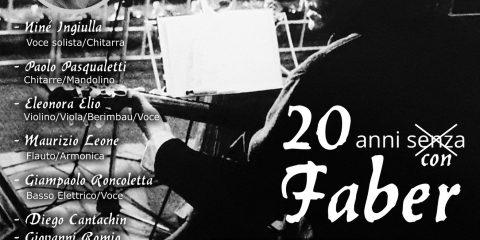 20 anni senza Faber - Mark Baldwin Harris