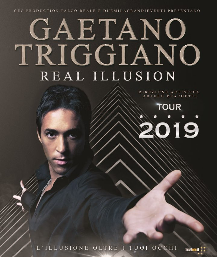 Gaetano Triggiano tour 2019