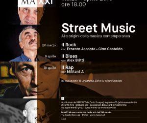 Maxxi Invito Street Music