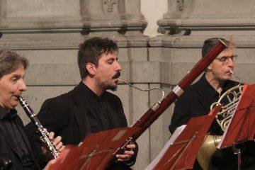 sezione fiati Scala, Rinaldi, Mugnaini 2 pic
