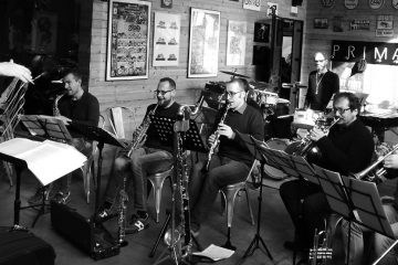 WKO suona jazz in Big Band