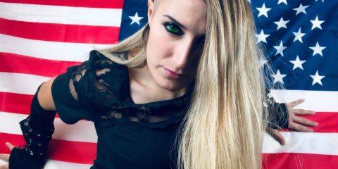 Ira bandiera americana