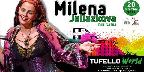 MILENA JELIAZKOVA