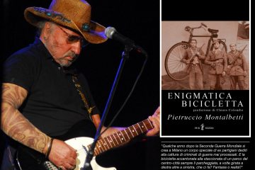 ENIGMATICA BICICLETTA - Pietruccio Montalbetti