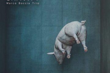 Marco Boccia Trio - Gravity-cover