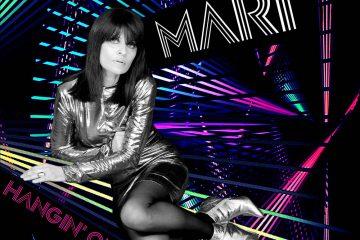 Mari Conti - cover - HANGIN ON A KISS