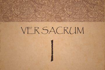 Ver Sacrum - Bruno Sanfilippo