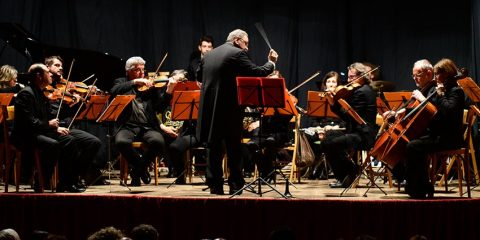 Orchestra da Camera Fiorentina - foto Baluganti pic