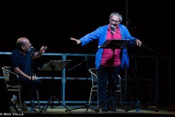 Riondino e Vergassola @Max Valle pic