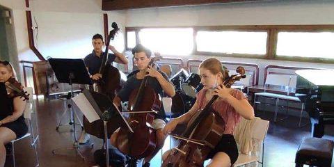 Ponte Musica Popoli 2020 - le prove