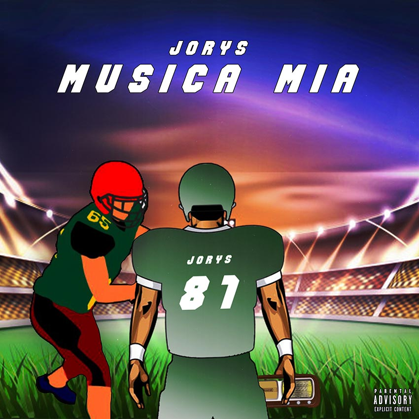 musica mia - cover