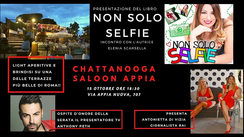 Locandina Non solo Selfie Chattanooga