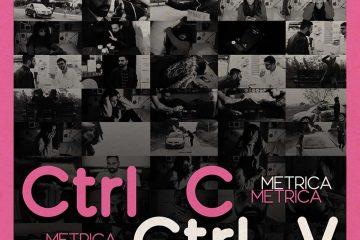 Ctrl C Ctrl V - il nuovo brano di Metrica