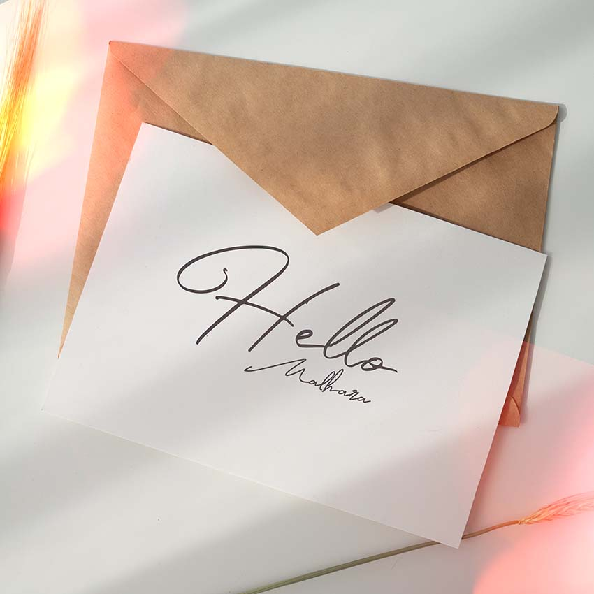 Malhara - Hello - Cover