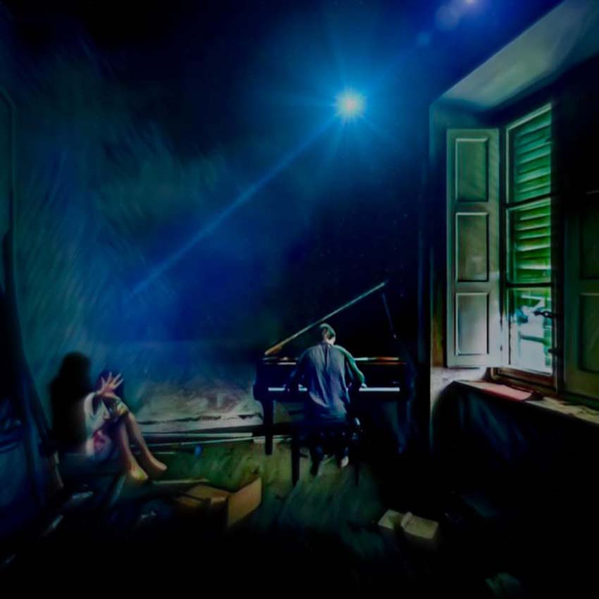 Stanza buia - Francesco Fele