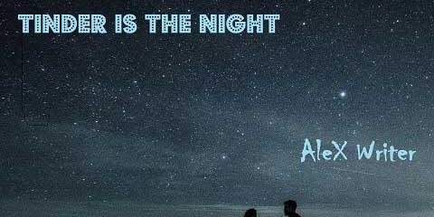 AleXWriter_Tinder-is-the-night-Copertina